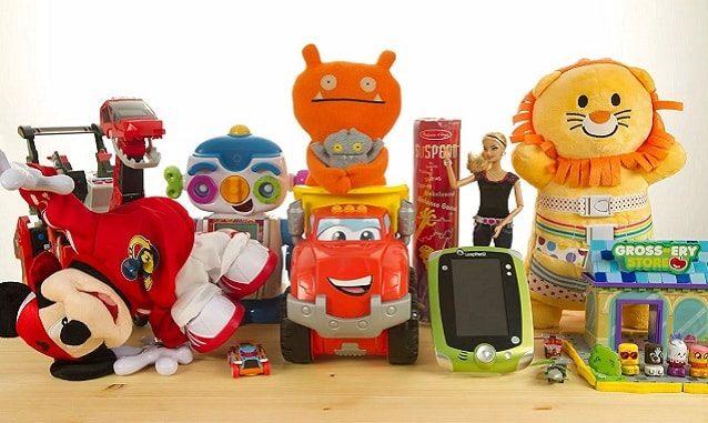 популярные детские игрушки