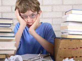 проблемы со чтением у школьников